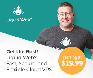 LiquidWeb fully managed Windows VPS hosting