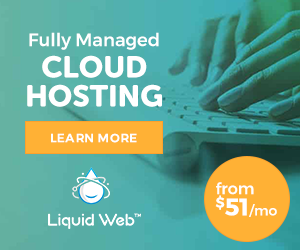 Liquid Web Managed Cloud Hosting